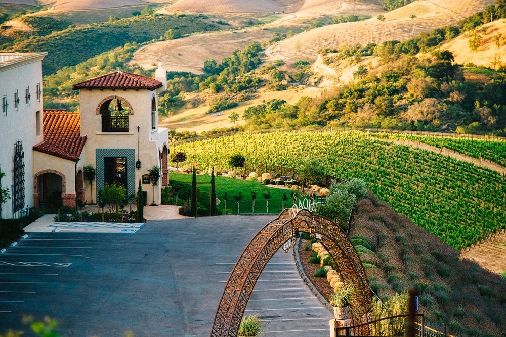 wineries in Paso Robles
